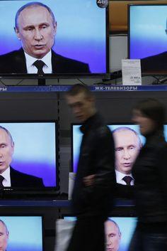 Moskaus Wahlkämpfer prahlen mit ihren Erfolgen – in Deutschland