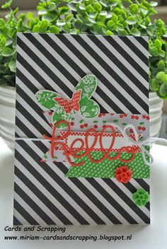 Cucumber Crush, Watermelon Wonder, Moments Like These Stampin Up by Cards and Scrapping