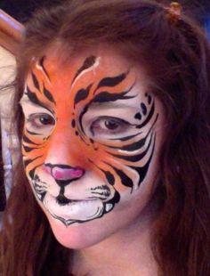 Laura Oliver || tiger