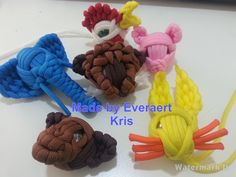 The Paracord animals made by everaert kris #paracord #animals #everaert #kris