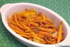 A Marmita Lisboeta: Cenouras glaceadas