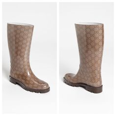 Gucci Rain Boots Girls Rain Boots, Rubber Rain Boots, Gucci, Clothing, Kids, How To Wear, Outfits, Shoes, Fashion