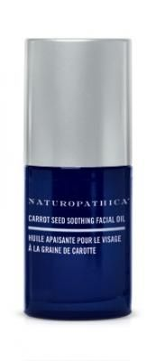 Naturopathica Carrot Seed Soothing Facial Oil. For a glow