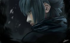 Noctis ENCORE by wangqr.deviantart.com on @deviantART