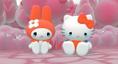 Sanrio, Japanese Aesthetic, Matching Pfp, Cute Icons, Art Images, Art Inspo, Cyber, Hello Kitty, Kawaii