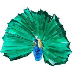 Swarovski 2015 SCS Annual Edition Peacock Arya Figurine