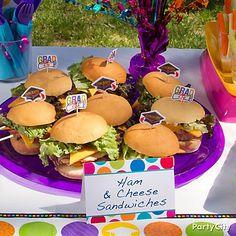 13 Colorful High School Graduation Party Ideas - Party City