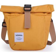 Hellolulu Matt Mini Camera Bag   Yellow