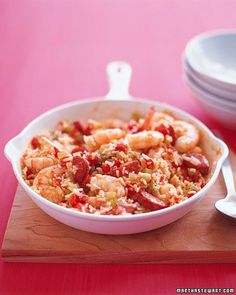 Shrimp Jambalaya Recipe