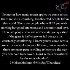 Melissa Molomo |MissSayWhat'sReal