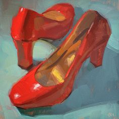 "Carol Marine's ""Work Shoes"""