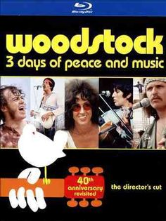 Michael Wadleigh's WOODSTOCK: THREE DAYS OF PEACE & MUSIC finds the best rock stars of the 1960s performing at the historic Woodstock Music and Art Fair, the most celebrated rock concert of all time.