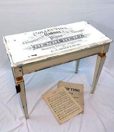 Great piano bench idea