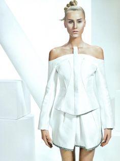 Alicia Kuczman | Photo Daily | Model Diary  http://model-diary.com/2014/10/15/alicia-kuczman-photo-daily/