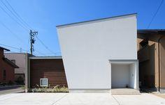 設計事例「八日市出町の家」|建築設計事務所 石川県金沢市 福田康紀建築計画