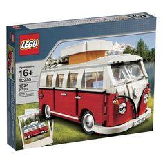 LEGO LEGO® Creator Expert® - Volkswagen T1 Camper Van (10220) for sale at Walmart Canada. Get Toys online for less at Walmart.ca
