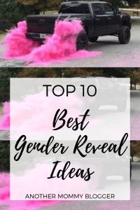 Today there are so many fun ways to announce the gender of your baby! Check out these top ten best gender reveal ideas for some inspiration for your reveal. Mom Advice, Parenting Advice, Baby Gender, First Time Moms, Reveal Parties, Guide Book, Mom And Baby, As You Like, Pregnancy