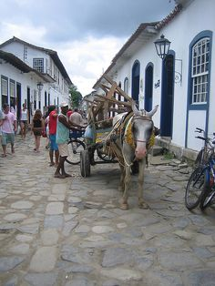 Parati, Brazil! I have been here!