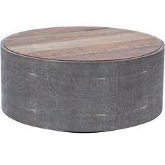 Crosby Round Coffee Table - Coffee Tables - Accent Tables - Furniture