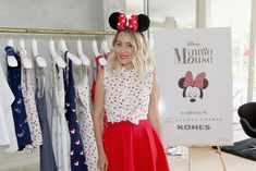 Lauren Conrad Debuts New Minnie Mouse Collection | Disney Style