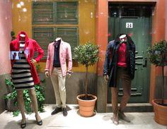 www.retailstorewindows.com: Gant, London