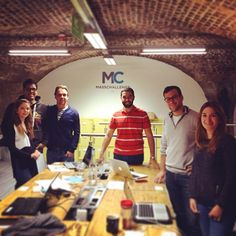 Team #Moteefe are officially installed in the #MassChallenge offices at Tobacco Dock  #bringiton #startups #entrepreneurial #london