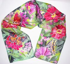 Dharma Trading Co. Featured Artist: Mary Magrini- silk painter