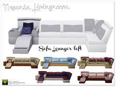 BuffSumm's Nexoria Livingroom Lounger 1