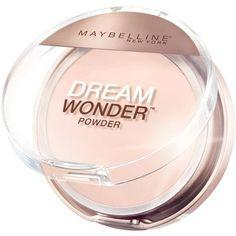 Maybelline Dream Wonder Powder - soft and glowy