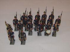 HEYDE REPLIKA 18 SOLDATEN PREUßISCHE GARDE+ORK! | eBay