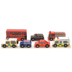 BILSETT I TRE - LE TOY VAN LONDON