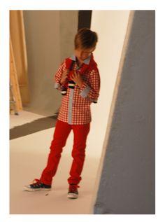#ubs2barcelona #ubs2 #makingof #lookbook #fallwinter14 #childrenswear #kidswear #fashionboy #sharinghappiness