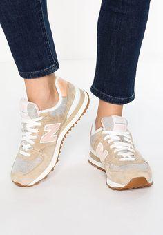 New Balance WL574 - Sneaker low - tumbleweed für 99,95 € (09.06.17) versandkostenfrei bei Zalando bestellen.