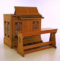 Henk Klop box organ