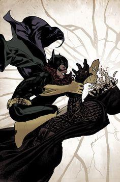 Batgirl by Artist Adam Hughes Batwoman, Nightwing, Dc Batgirl, Adam Hughes, Comic Book Artists, Comic Artist, Comic Books Art, Barbara Gordon, Bob Kane