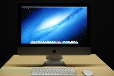 Redesigned Apple iMacs available from November 30th, 27-inch model shipping next month