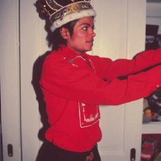 Michael Jackson - One I actually haven't seen!