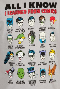I HAVE to buy this shirt right NOW!!!! #superheroes