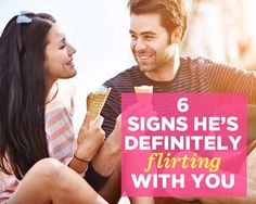 flirting signs he likes you tube videos songs