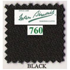 Kit tapis Simonis 760 7ft UK Black - 140,00 €  #Jeux