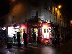 """""""Mi-Temps"""" #clap#film#çatourne#moteur#action#court#movie#friends#kiffe#night#light#paris#paris19 @romain_prouveur"""