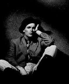 Some days I have to admit to missing Billy Mackenzie Associates. I was lucky enough to catch them live a couple of times not long after Sulk came out. Billy's voice was something else, like God was singing to you. Scottish Bands, Blitz Kids, Scottish Fashion, Something Else, Dundee, New Wave, Rock N Roll, The Voice, The Outsiders