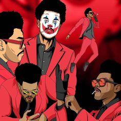 The Weeknd Poster, Graffiti Lettering, Joker, Celebrities, Aesthetics, Fictional Characters, Instagram, Music, Ideas