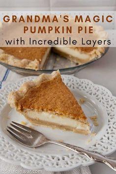 Libbys Pumpkin Pie, Libby's Pumpkin, Mini Pumpkin Pies, Pumpkin Cookies, Mini Pies, Pumpkin Custard Pie Recipe, Pumpkin Pie Recipes, Easy Banana Cream Pie, Pie Flavors