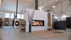 Video 2019 french Showroom, French, Home Decor, Wood Burner, Fireplace Heater, Exhibitions, French Language, Interior Design, Home Interior Design