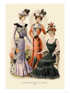 Gowns (Vintage Art) Prints by AllPosters.co.uk