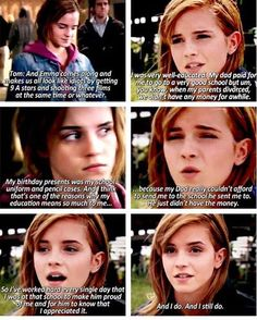 Emma is literally a queen. She's such a good inspiration for all of us, I love her so much ❤
