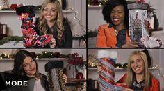 Holiday Stockings, DIY Style