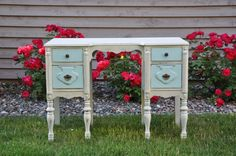 Fab Rehab Creations: Picture Perfect: Vanity #2
