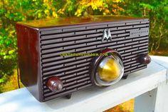 Radios, Eye Parts, Radio Antigua, Radio Wave, Sounds Great, Espresso, Vintage Antiques, Tube, Marble